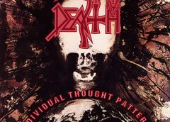 """Relapse Records announces deluxe vinyl reissue of Death's """"Individual Thought Patterns""""!"""
