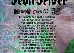 DevilDriver kicks off a tour with Superjoint this Saturday!