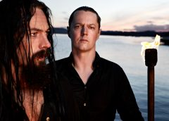 """Satyricon announces live stream of the full album """"Deep calleth upon Deep"""" and the release show in Oslo this Friday!"""
