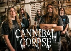 "Cannibal Corpse lands on international charts with new album ""Red Before Black""!"