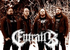 "Entrails releases exclusive digital single ""Death Is the Right Path""!"