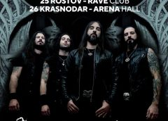 Rotting Christ kicks off a tour in Russia!