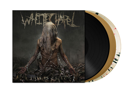 Whitechapel This Is Exile Lp Re Issue Now Available