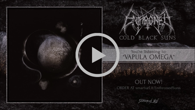 Enthroned Cold Black Suns